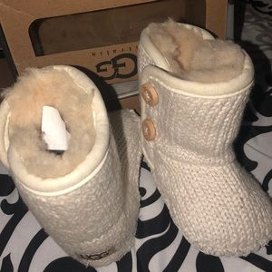 Infant Uggs Size 0/1
